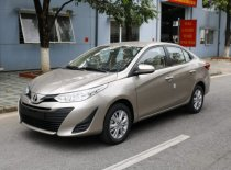 Toyota Vios 1.5G CVT- trả góp lãi suất 0%- giá cực tốt giá 545 triệu tại Hà Nội