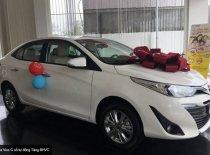 Toyota Vios G số tự động 2019 – Tặng bảo hiểm vật chất giá 606 triệu tại Tp.HCM