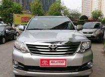 Cần bán Toyota Fortuner sản xuất năm 2015, màu bạc số tự động, giá tốt giá 798 triệu tại Hà Nội