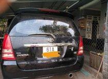 Bán Toyota Innova sản xuất 2007, màu đen, nhập khẩu nguyên chiếc, giá chỉ 335 triệu giá 335 triệu tại Bình Dương