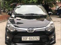 Cần bán lại xe Toyota Wigo 2019, màu đen, xe nhập, chính chủ giá cạnh tranh giá 350 triệu tại Hà Nội