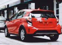 Bán Toyota Prius 2018, màu đỏ, nhập khẩu giá 1 tỷ 700 tr tại Hải Phòng