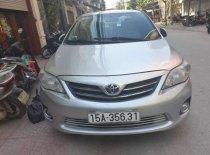 Bán ô tô Toyota Corolla Altis đời 2013, màu bạc đẹp như mới, giá tốt giá 515 triệu tại Hà Nội