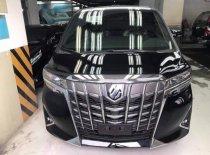 Bán xe Toyota Alphard sản xuất năm 2019, màu đen, xe nhập giá 4 tỷ 38 tr tại Tp.HCM