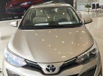 Cần bán Toyota Vios 1.5G tự động đời 2019, khuyến mãi lớn giao liền tay giá 571 triệu tại Tp.HCM