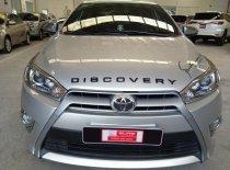 Bán xe Toyota Yaris năm 2015, màu bạc, xe nhập, số tự động giá 590 triệu tại Tp.HCM
