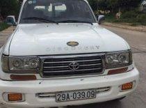 Bán Toyota Land Cruiser đời 1993, màu trắng, nhập khẩu giá 135 triệu tại Gia Lai