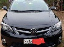 Bán xe Toyota Corolla altis đời 2012, màu đen chính chủ giá 585 triệu tại Tuyên Quang