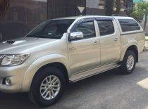 Bán lại xe Toyota Hilux năm sản xuất 2012, màu bạc, xe nhập chính chủ giá 490 triệu tại Tp.HCM