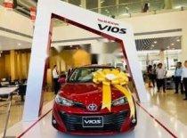 Bán ô tô Toyota Vios đời 2019, màu đỏ giá 531 triệu tại Hưng Yên