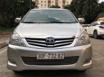 Xe Toyota Innova 2.0 V AT năm 2012, màu bạc, chính chủ giá 465 triệu tại Hà Nội