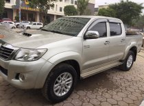 Cần bán Toyota Hilux 2014, máy dầu, số sàn, màu bạc 2 cầu giá 536 triệu tại Tp.HCM
