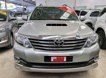Bán Toyota Fortuner G đời 2016, màu bạc, giá tốt. Hỗ trợ ngân hàng 70% giá 900 triệu tại Tp.HCM