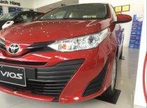 Bán xe Toyota Vios E đời 2019, màu đỏ giá 506 triệu tại Bình Dương