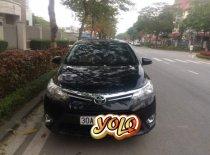Cần bán lại xe Toyota Vios 1.5E đời 2014, màu đen xe gia đình giá 385 triệu tại Hà Nội
