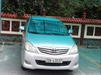 Cần bán Toyota Innova G năm 2011, màu bạc như mới giá 435 triệu tại Hà Nội