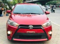 Bán xe Toyota Yaris E CVT năm 2015, màu đỏ, nhập khẩu giá 525 triệu tại Hà Nội