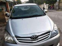 Gia đình bán ô tô Toyota Innova 2010, màu bạc, nhập khẩu nguyên chiếc giá 335 triệu tại Thanh Hóa