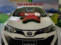 Bán xe Toyota Vios 1.5G đời 2019, màu trắng giá 576 triệu tại Hà Nội