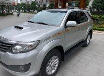 Bán Toyota Fortuner G 2015, màu bạc, chính chủ giá 795 triệu tại Hà Nội