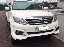 Chính chủ bán xe Toyota Fortuner 2.7 AT đời 2016, màu trắng giá 920 triệu tại Hà Nội