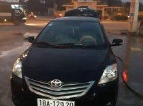 Bán Toyota Vios đời 2012, màu đen, xe gia đình  giá 300 triệu tại Nam Định