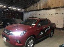 Bán Toyota Hilux sản xuất 2017, màu đỏ, xe nhập   giá 800 triệu tại Tp.HCM