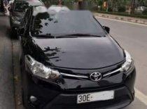 Chính chủ bán xe Toyota Vios 1.5E sản xuất năm 2017, màu đen giá 500 triệu tại Hà Nội