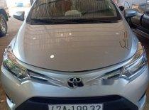 Bán Toyota Vios EMT năm sản xuất 2017, màu bạc, nhập khẩu giá 420 triệu tại Đắk Lắk