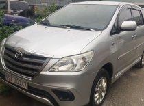 Bán Toyota Innova 2.0 MT đời 2014, màu bạc  giá 525 triệu tại Hà Nội