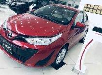 Bán xe Toyota Vios đời 2019, màu đỏ, xe mới 100% giá 506 triệu tại Tp.HCM