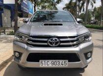 Bán ô tô Toyota Hilux G  AT 3.0 sản xuất 2016, màu bạc, nhập khẩu  giá 675 triệu tại Tp.HCM