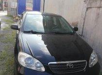 Bán ô tô Toyota Corolla Altis 1.8G MT đời 2004, màu đen số sàn, 230tr giá 230 triệu tại Hải Phòng