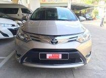 Toyota Vios 1.5G AT số tự động đời 2014, màu nâu vàng, giá thương lượng giá 490 triệu tại Tp.HCM
