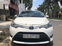 Bán ô tô Toyota Vios đời 2018, màu trắng xe gia đình giá 460 triệu tại Tp.HCM
