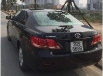 Cần bán Toyota Camry 2.4G năm 2010, màu đen chính chủ giá 545 triệu tại Hà Nội