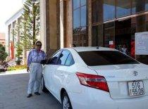 Bán Toyota Vios 1.6AT 2018, màu trắng giá 560 triệu tại Tp.HCM