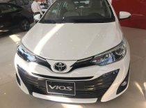 Bán ô tô Toyota Vios sản xuất 2019, màu trắng, giá tốt giá 547 triệu tại Tp.HCM