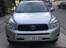 Bán Toyota RAV4 đời 2007, màu bạc, nhập khẩu  giá 510 triệu tại Tp.HCM