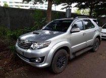 Bán Toyota Fortuner 2.5 2015, màu bạc, nhập khẩu   giá 800 triệu tại Đắk Nông