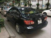 Gia đình bán Toyota Corolla altis đời 2005, màu đen, nhập khẩu nguyên chiếc giá 295 triệu tại Hà Nội