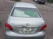 Bán ô tô Toyota Vios năm sản xuất 2008, màu bạc giá 240 triệu tại Quảng Ninh