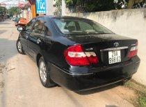 Cần bán xe Toyota Camry 3.0V năm sản xuất 2003, màu đen   giá 295 triệu tại Hà Nội
