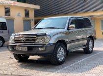 Cần bán lại xe Toyota Land Cruiser sản xuất 2006, màu bạc giá 680 triệu tại Hà Nội