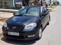 Bán Toyota Vios đời 2005, màu đen, nhập khẩu nguyên chiếc, giá 158tr giá 158 triệu tại Cần Thơ