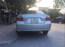 Bán xe Toyota Vios G đời 2005, màu bạc, xe gia đình giá cạnh tranh giá 175 triệu tại Ninh Bình