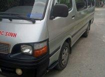 Cần bán Toyota Hiace đời 2001, màu xanh lam giá 48 triệu tại Hưng Yên