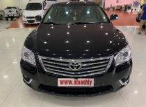 Bán Toyota Camry 2.4G sản xuất năm 2011, màu đen số tự động, giá 635tr giá 635 triệu tại Phú Thọ
