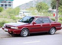 Bán Toyota Camry năm 1988, màu đỏ, nhập khẩu nguyên chiếc chính chủ giá 120 triệu tại Khánh Hòa