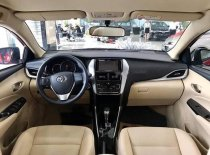 Bán Toyota Vios E CVT sản xuất 2019, màu trắng giá 569 triệu tại Cần Thơ
